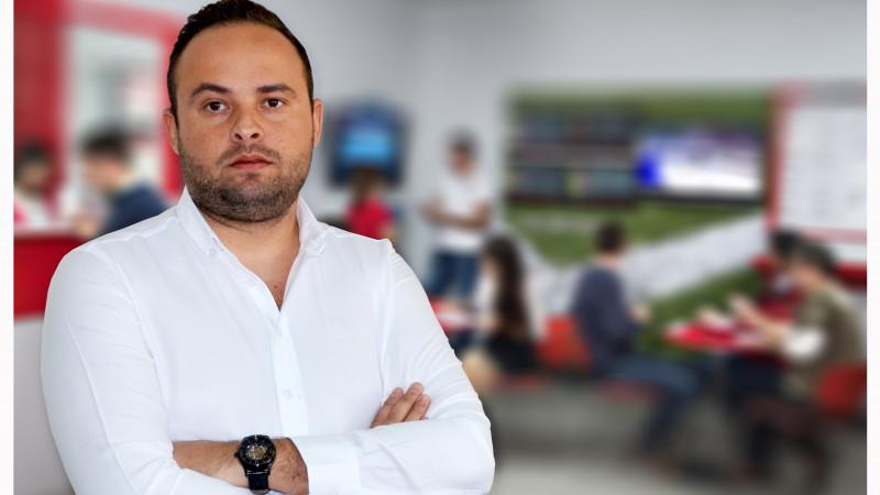 [Pariu pe sport] Cătălin Moise (Stanleybet România): Suntem parteneri activi în programul Joc Responsabil și monitorizăm continuu comportamentele clienților