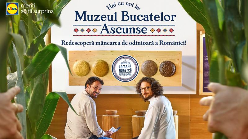 Lidl reunește în Muzeul Bucatelor Ascunse gustul și poveștile rețetelor românești de odinioară