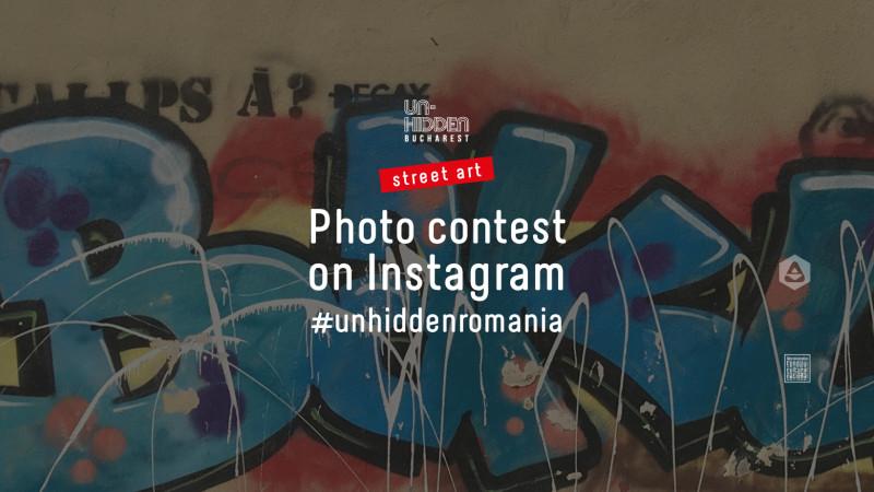 Un-hidden Bucharest II - Concurs de fotografie pe instagram
