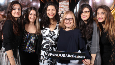 PANDORA Reflexions Party a marcat începutul unei noi ere a stilului
