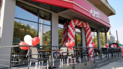 Jerry's Pizza a inaugurat o noua locație în București