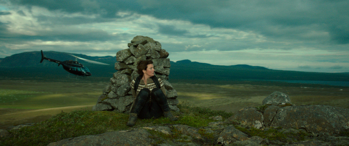 Cautand femeia Islandei