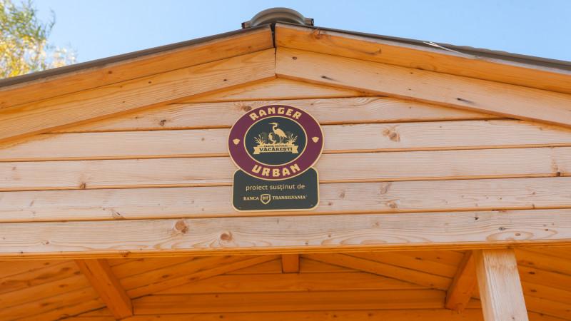 """Banca Transilvania și Asociația Parcul Natural Văcărești lansează programul de voluntariat """"Fii Ranger Urban!"""""""