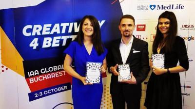 """IAA România și IAA Young Professionals câștigă din nou competiția globală """"IAA Inspire Award"""""""