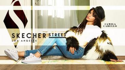 SKECHERS lansează Street Collection x Camila Cabello pe piața din România