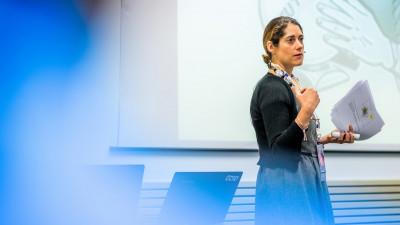 Speakeri care revoluţionează piaţa diamantelor cu tehnologii deep tech şi cursuri despre cum se realizează o casă inteligentă şi un asistent virtual, la Codiax 2018