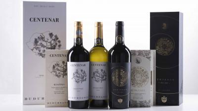 Budureasca a lansat colecția de vinuri CENTENAR