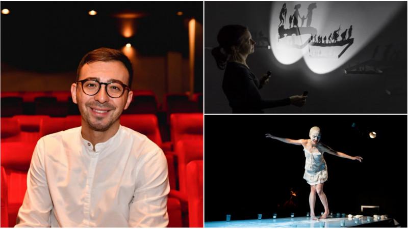 """Festivalul Tânăr al lui Adrian Tibu: """"Nu-mi permiteam să scot un spectacol de teatru pentru adolescenți rebeli fără public. Trebuia să-l formez"""""""