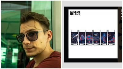 [Mileii de aur] Mihai Tigleanu (freelancer): Eu n-am mai jucat fotbal pe bune de vreo 3 ani, dar pe ilustratie sportiva centrez bine