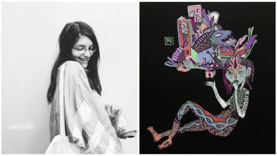 Iarina Nicolae, ilustratoarea unor teme mai putin frecventate