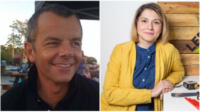 """Fabrice Gatien si Mihaela Voinea (Leroy Merlin Romania): """"Asteptarile clientilor s-au schimbat, intarindu-se exigenta cu privire la relatia cu echipele de vanzari"""""""