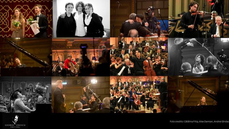 """Concursul Internațional """"George Enescu"""", la final: Enescu impune și astăzi standardul de calitate în interpretare"""