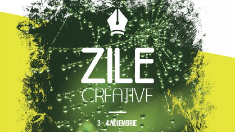 """Creatorii de soluții inovatoare în business vin pe 3-4 noiembrie la """"Zile Creative"""""""