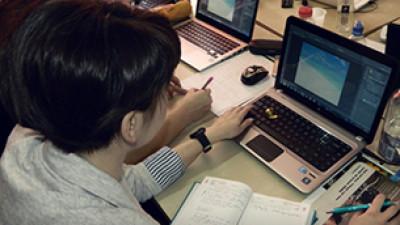 Cursuri Creative introduce în portofoliul său trainingurile de Photoshop