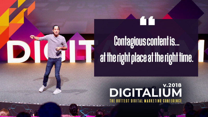 What you've missed at DIGITALIUM 2018