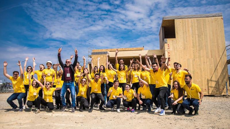 Casa României este în drum spre Olimpiada Caselor Sustenabile. Echipa EFdeN mai are nevoie de 20% din buget pentru a ajunge în competiția Solar Decathlon