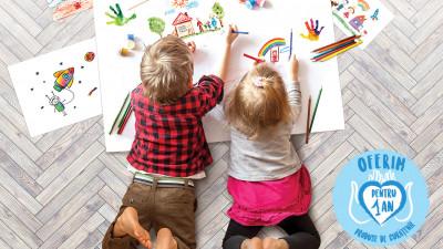 ACTIV AD și Unilever, împreună pentru SOS Satele Copiilor