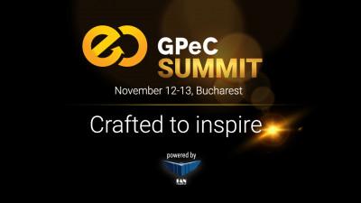 25+ Speakeri Excepționali urcă pe scena GPeC SUMMIT 12-13 noiembrie 2018