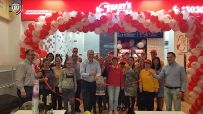 Jerry's Pizza a inaugurat a treia locație din sectorul 3, în Auchan Vitan