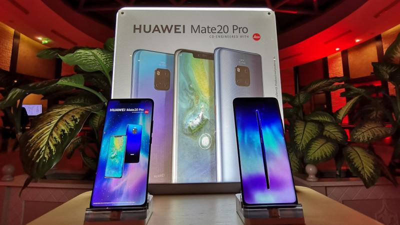 Mate 20 Pro, cel mai performant smartphone lansat de HUAWEI și dotat cu cea mai avansată tehnologie AI, acum și în România