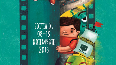 Festivalul Internațional de Film pentru publicul tânăr KINOdiseea a ajuns la ediția a 10-a