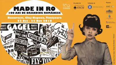 Made in RO: 100 ani de branding românesc