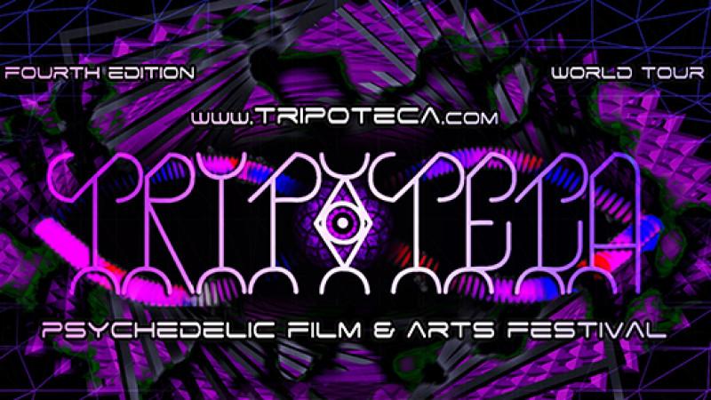 Tripoteca Festival @ Bucharest 2018, festival de film și artă psihedelică