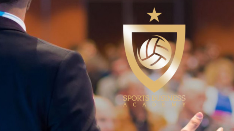 Sports Business Academy începe