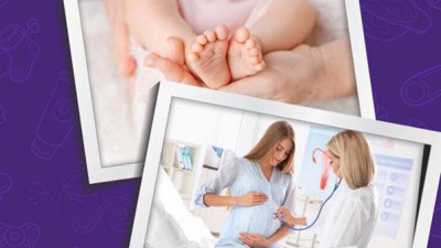 Femibion® premiază viitoarele mame cu multe surprize și un voucher pentru naștere într-o clinică privată