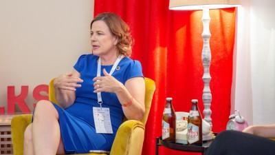 [U-Talks] Cecelia Wogan-Silva (Google): Banii vor veni tot din idei, iar în crearea ideilor, mașinile nu ne vor înlocui