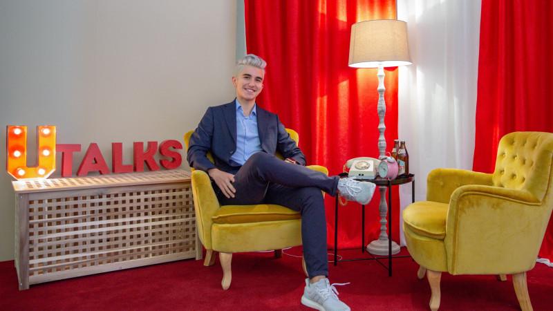 """[U-Talks] Sebastian Dobrincu, antreprenor în New York la 19 ani: """"Când toți fac același lucru, trebuie să ieși în evidență"""""""