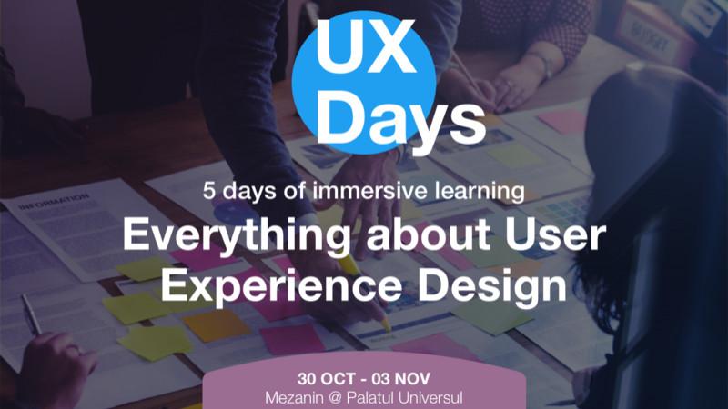Cum poți deveni sau evolua ca UX Designer, acolo unde nu există cursuri formale sau universitare
