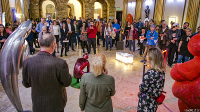 Expoziția NeoNlitic, până pe 21 octombrie la ICR București