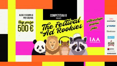 S-a lansat CompetițIAA 8, o șansă unică pentru pasionaţii de marketing şi comunicare de a avea experiența unui pitch real pentru branduri renumite din România