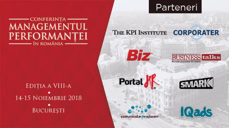 Specialiștii din management și performanță își dau întâlnire în noiembrie, la București
