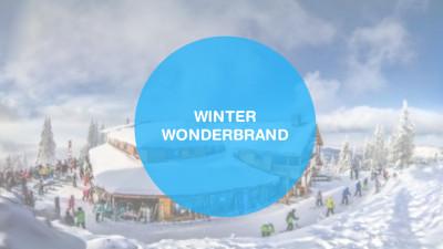 Winter Wonderbrand te aduce mai aproape de publicul tău, chiar în inima munților