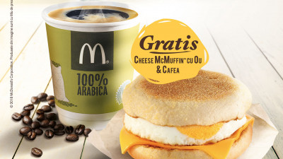 Ziua Micului Dejun, prilej de sărbătoare la McDonald's