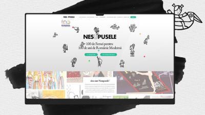 NES(U)PUSELE de Centenar – O poveste despre educatie alternativa si design