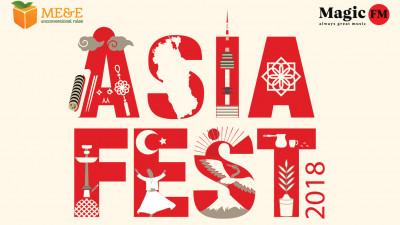 A șasea ediție Asia Fest, între 16 – 18 noiembrie, la Romexpo