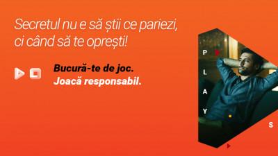 BETANO lansează în premieră pe piața din România o campanie de Joc Reponsabil