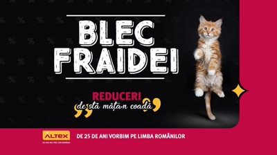 Altex - BLEC FRAIDEI la ALTEX