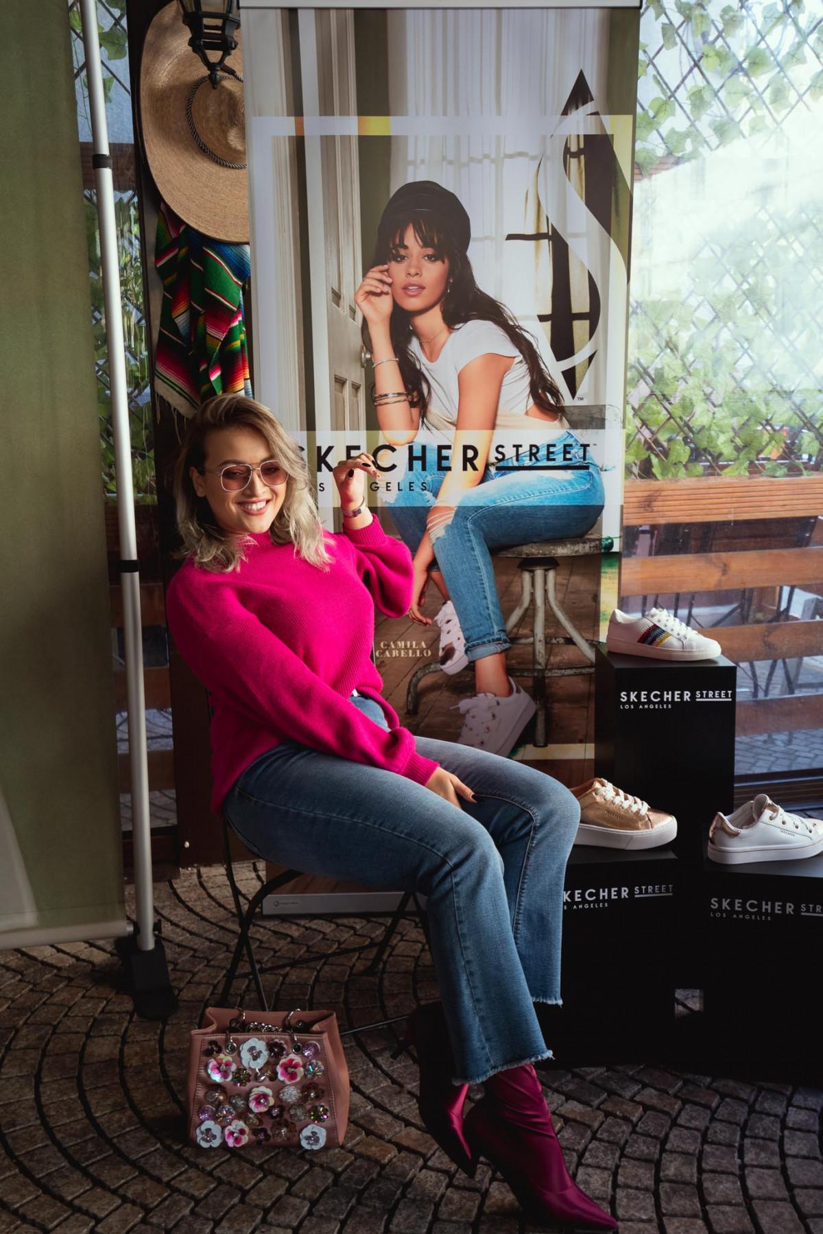 SKECHERS lansează Street Collection x Camila Cabello pe