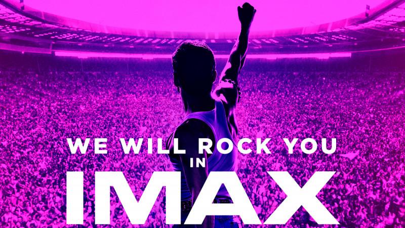 """""""Bohemian Rhapsody"""" sau cum să faci un salt în timp din sala de cinema la concertul istoric de pe Wembley"""