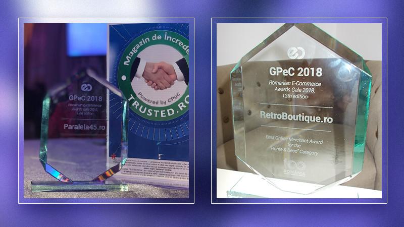 2 proiecte de Ecommerce marca Prologue castigatoare la GpeC