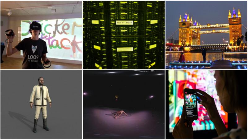 Internetics Interactive Expo prezintă publicului peste 40 de proiecte de VR, AR şi instalaţii interactive