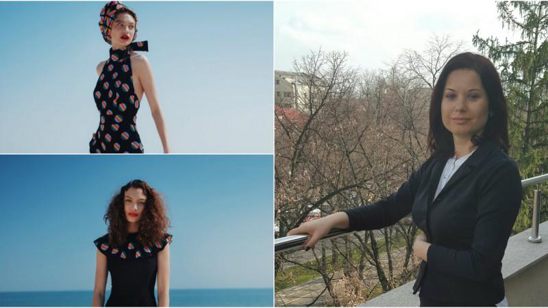 [fresh x design] Roxana Andras (OuiMehNon): Colectiile noastre sunt inspirate din pictura, din sculpturi, din curente artistice, din istorie
