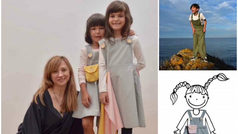 [fresh x design] Mihaela Marcovici (Salopetit): Zicem despre salopetele noastre ca sunt 100% naturale si 0,01% plictisitoare