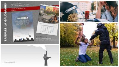 """Calendarul dedicat zilei de 10 august. Dana Hering: """"Ne-am dorit o cale prin care sa păstrăm vie amintirea evenimentelor prin care am trecut"""""""