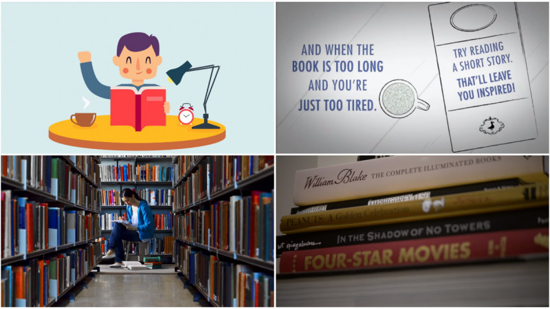 [Weekend Watch List] Blocajul cititorului, monstrul micuț și subtil care chițăie în bibliotecă