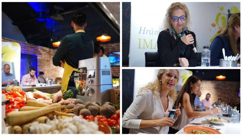 Feedback de jurați după Cupa la Gătit. Roxana Dumitru (De'Longhi) și Cristina Carp (Premium Communication)